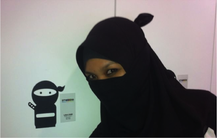 i am a ninja