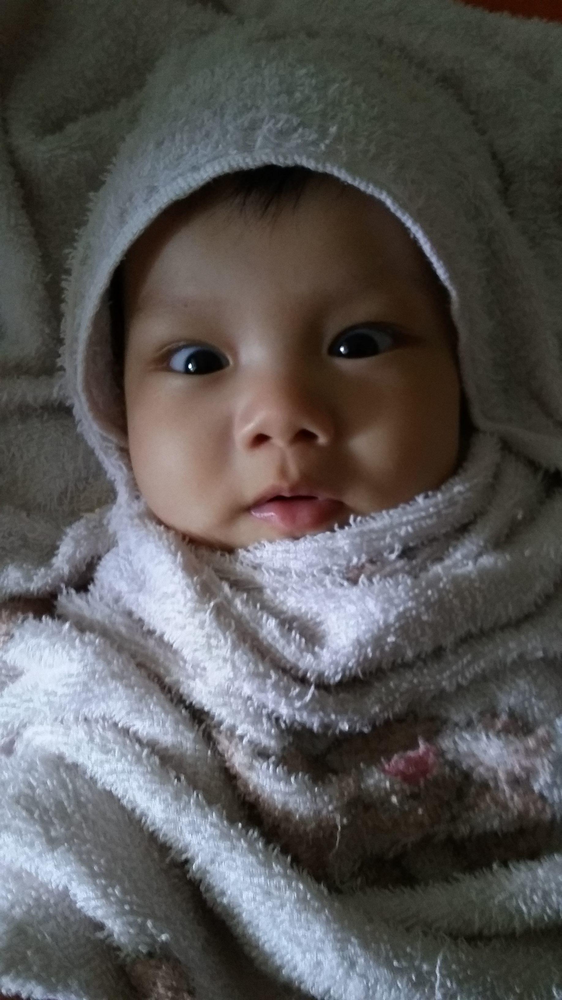 breastfeeding aisha baby