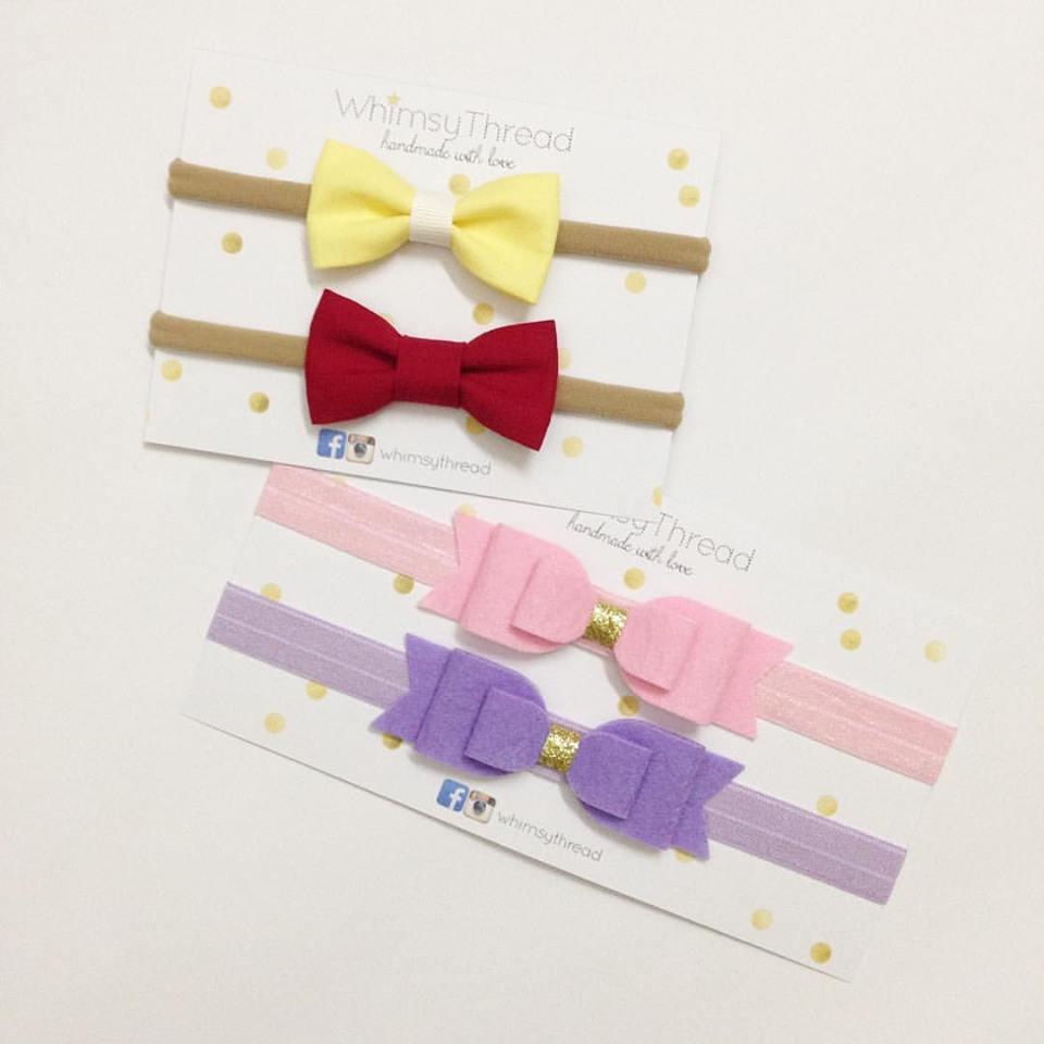 whimsythread hairbands