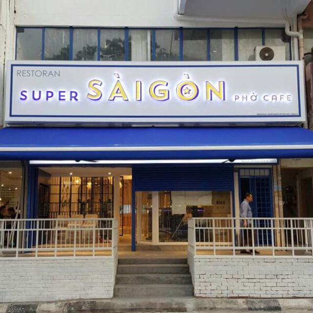 super saigon ttdi pho