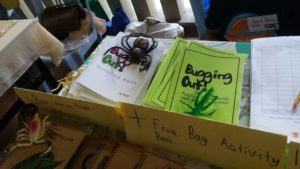 bugging out childrens business fair