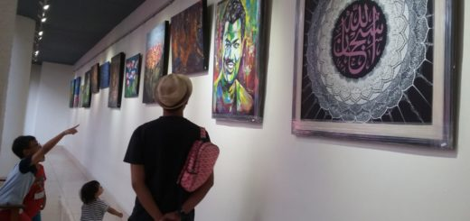 free art ledge gallery one utama