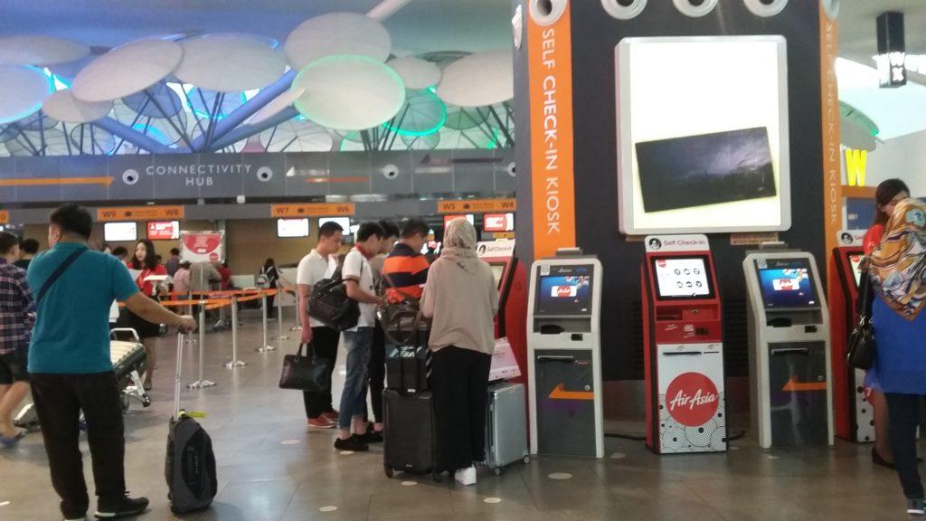 self check in airasia