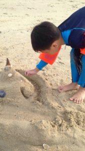 beach penang kids holiday