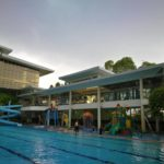 swimming class the club bukit utama