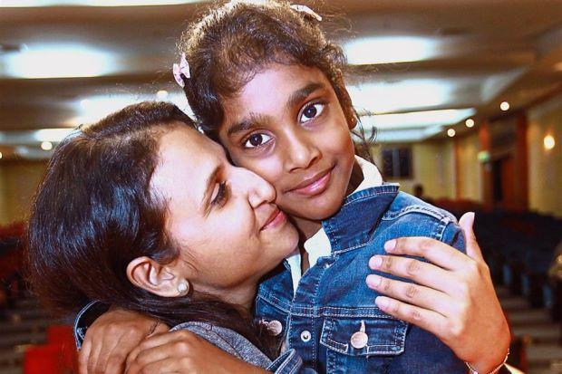 Madhu Barghavi Vijayakumar autism malaysia