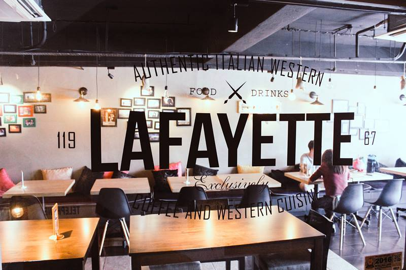 cafe lafayette uptown review