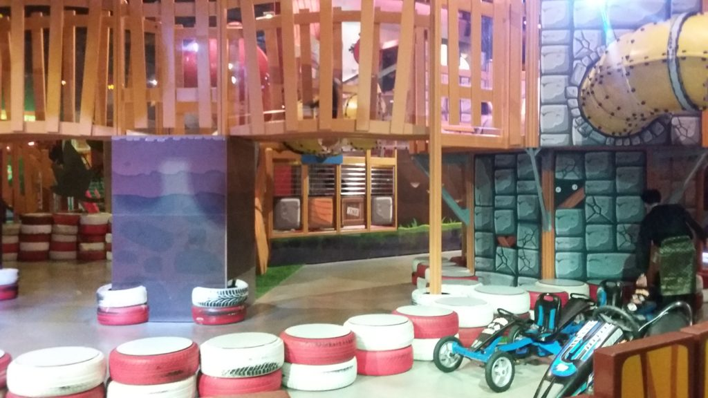 angry birds activity park johor bahru review