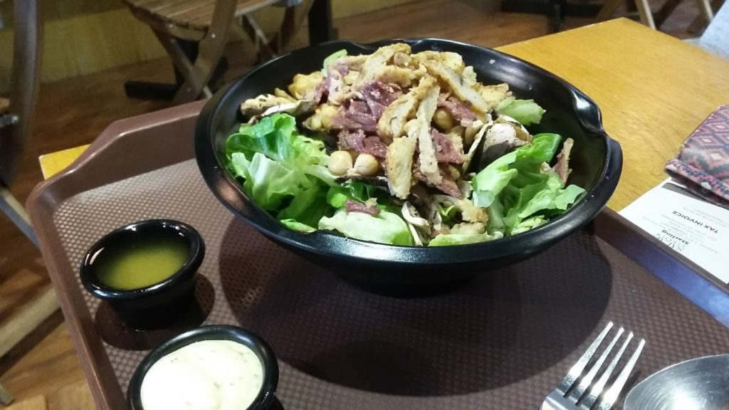 salad atelier starling mall review