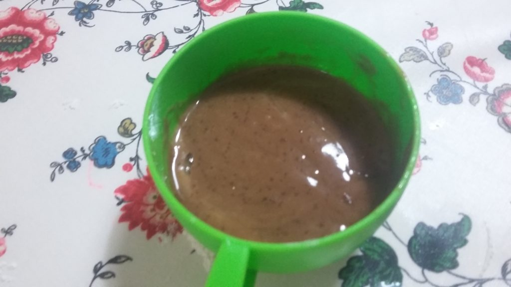 milo mug cake for kids