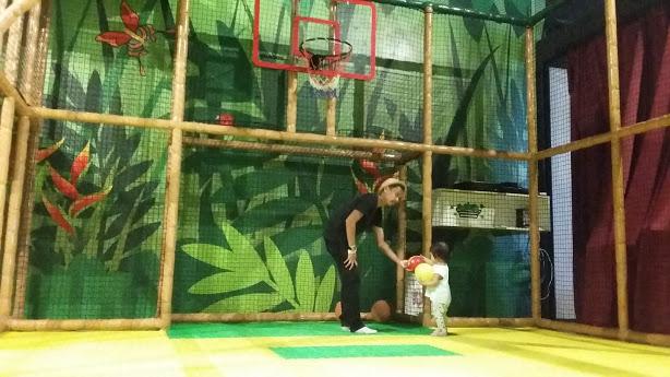 jungle gym atria review