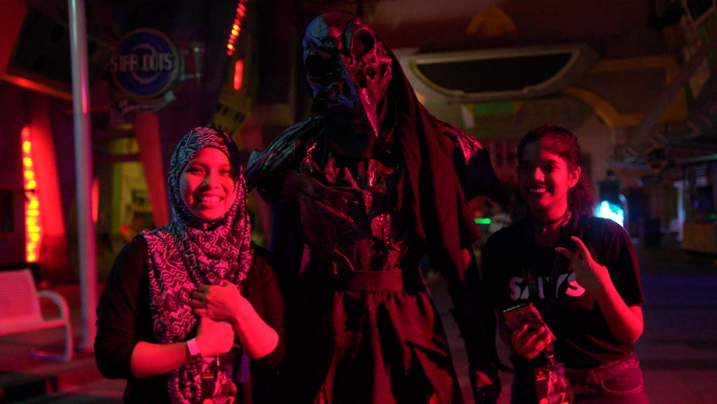 halloween horror nights 7 universal studios singapore
