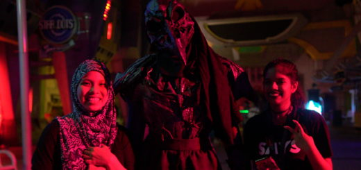 halloween horror nights 7 universal studios singapore