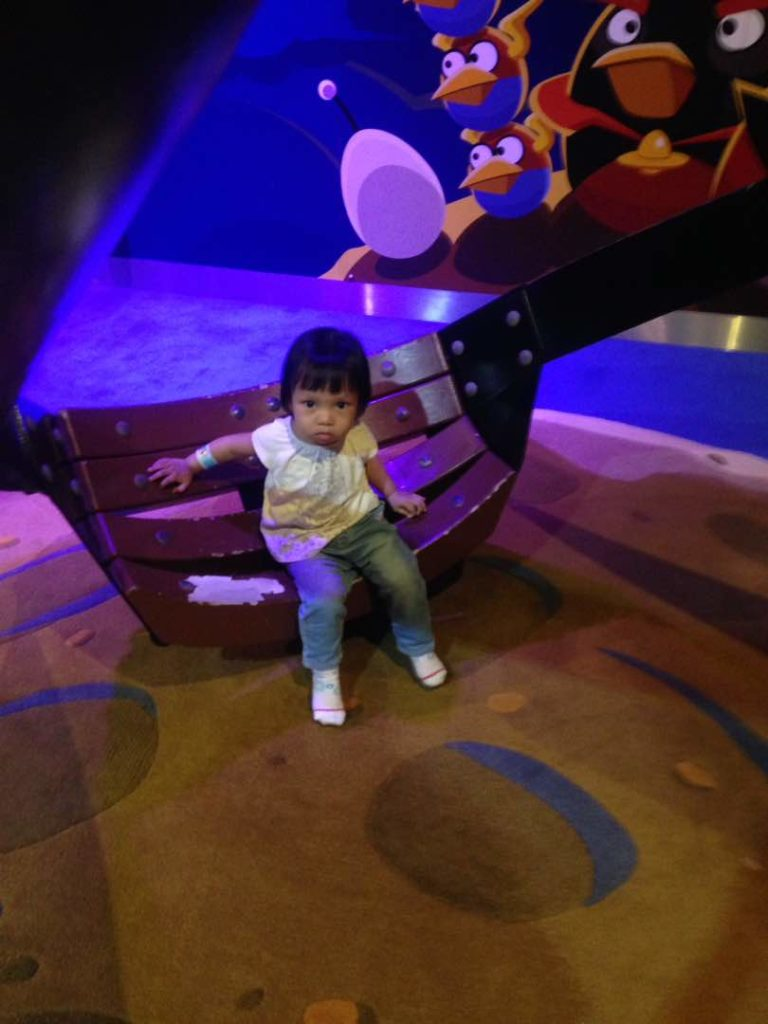 Family Review Of Angry Birds Activity Park At Komtar Johor Bahru