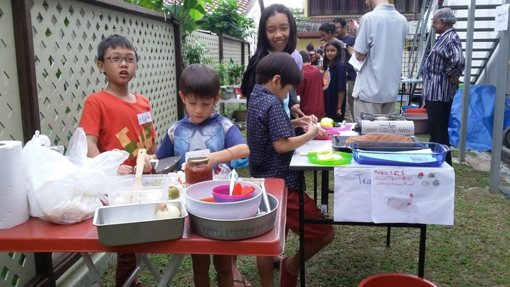 school cookout malaysia acton kl