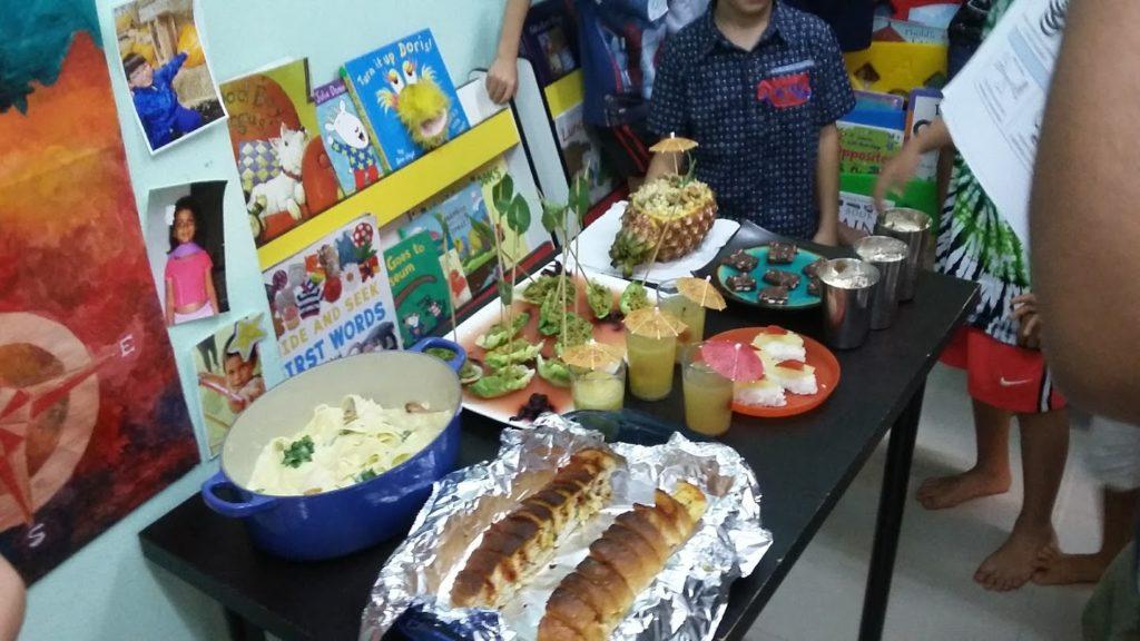 acton kl kids cookout malaysia
