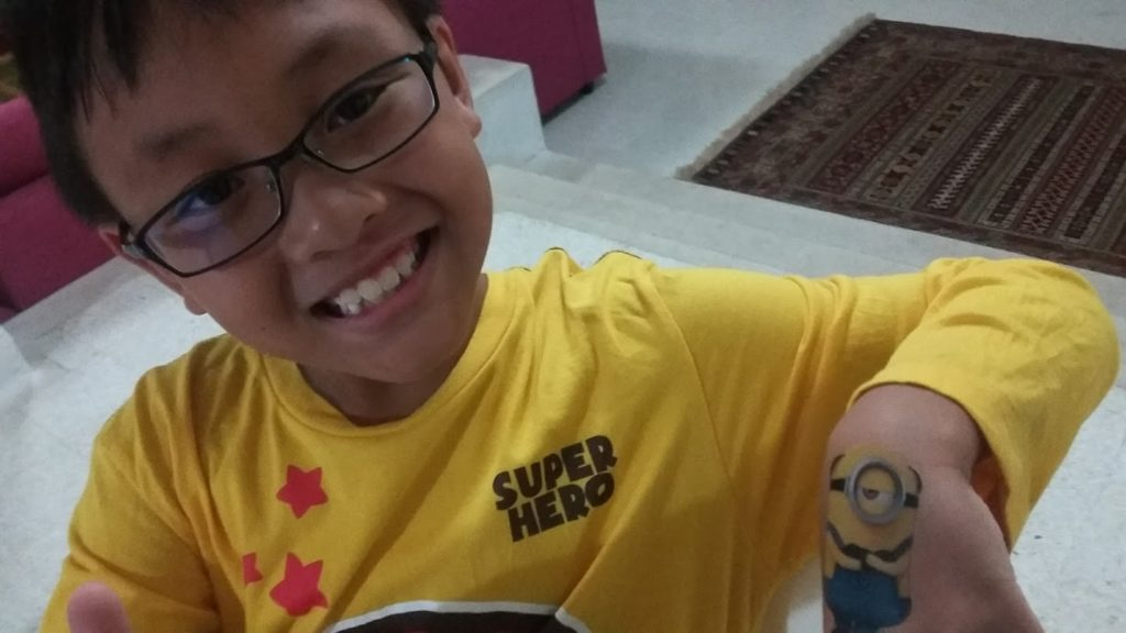 autistic child speech difficulty therapy malaysia