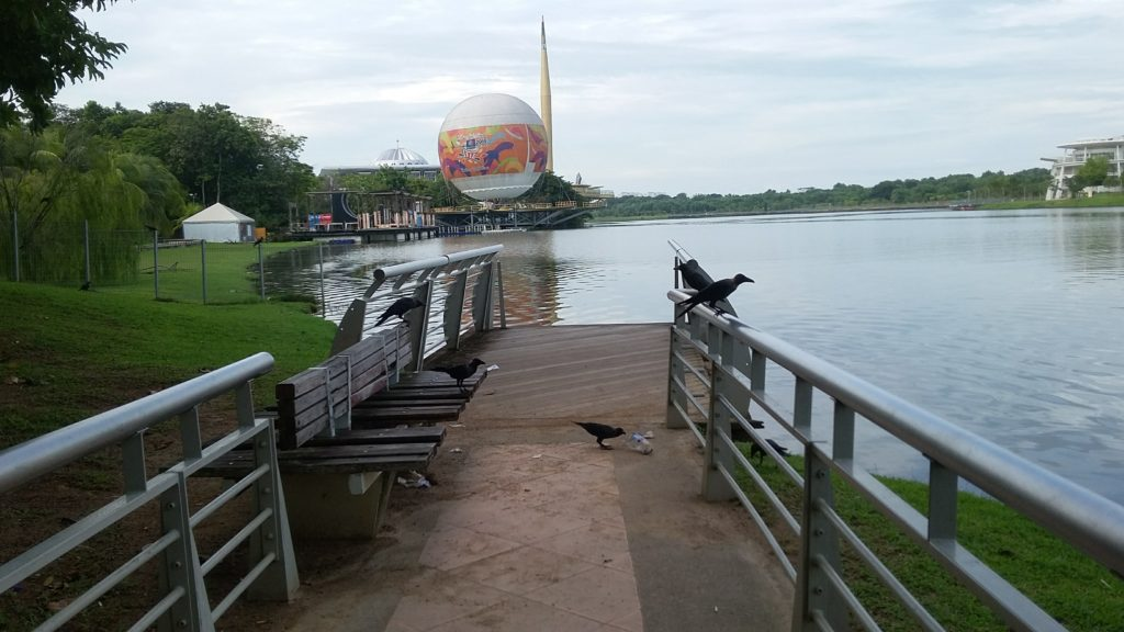 putrajaya lakeside mcdonalds