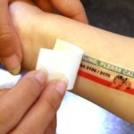 sunway pyramid temporary emergency contact tattoos kids