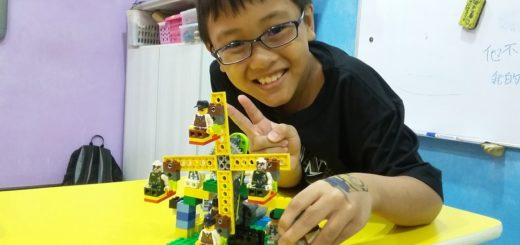 lego benefits autistic child malaysia