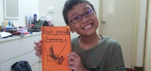 autistic child spelling journal