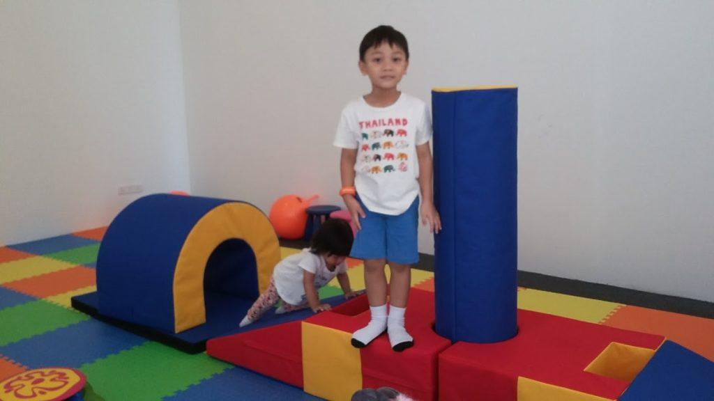 kiddomo universe starling mall baby gym review