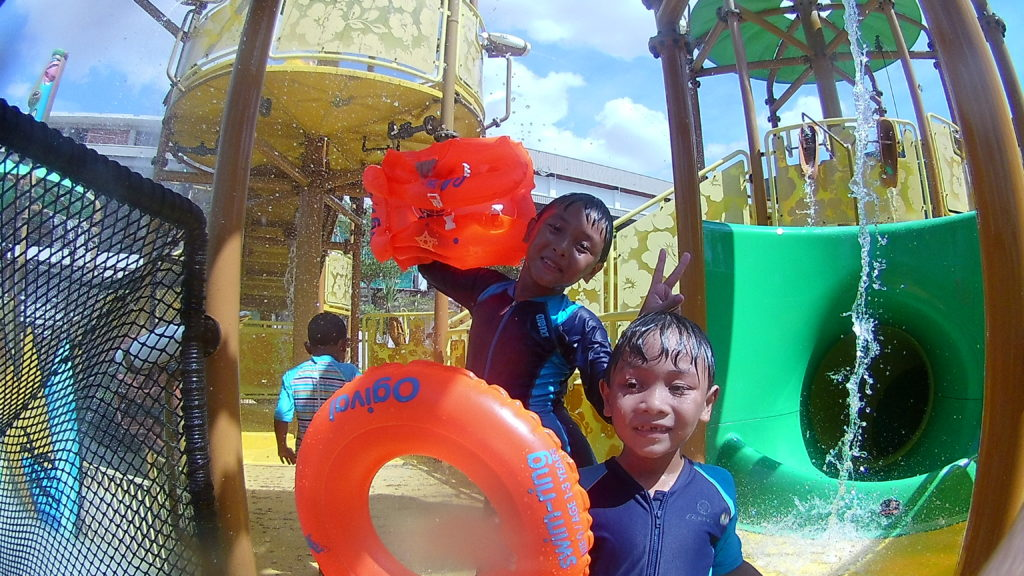 austin heights water park review