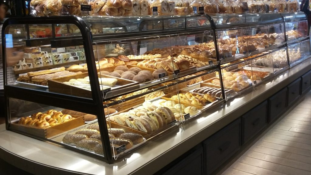 Pastries At Lavender Bakery And Lunch At L.Table In 1 Utama