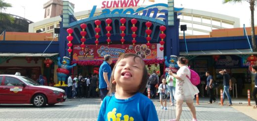 sunway lagoon nickelodeon park review