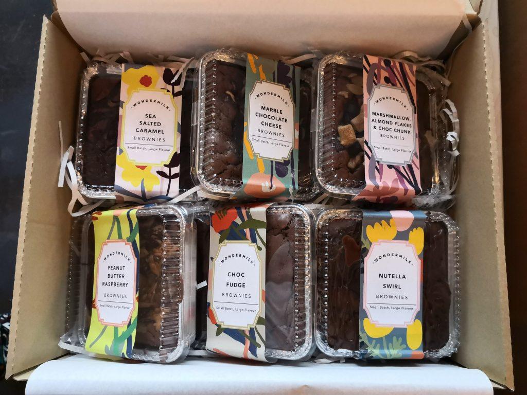 Raya Cookies Cakes And Brownies From Wondermilk In Damansara Uptown Ninja Housewife